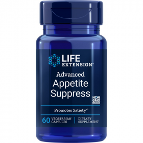 Advanced Appetite Suppress - 60 Cápsulas