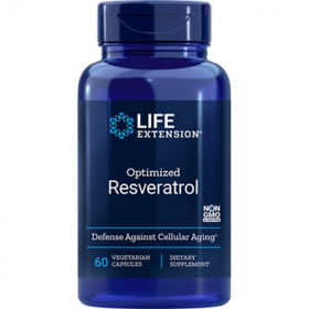 Optimized Resveratrol - 60 Capsules