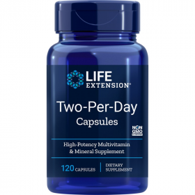 Two Per Day - 120 Capsules