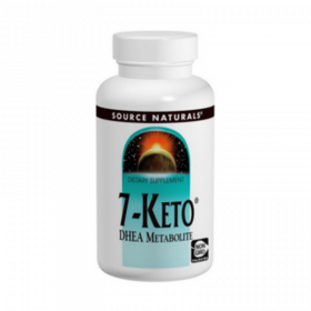 7-Keto® DHEA Metabolite 50mg - 60 Tablets