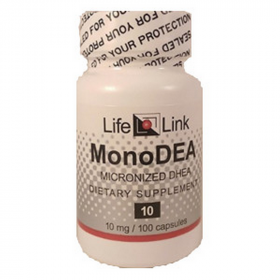 Micronized DHEA - 10mg - 100 Tablets