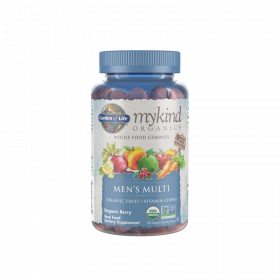 mykind Organics Men's Multi Berry -120 Gummies
