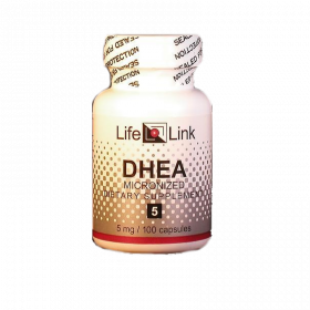 Micronized DHEA - 5mg - 100 Tablets