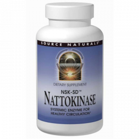 Nattokinase (NSK-SD) - 50mg - 60 Softgels